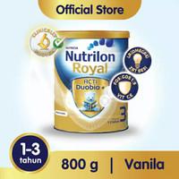 Nutrilon Royal 3 Vanila Susu Pertumbuhan Bubuk 800 gr
