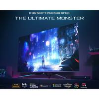 ASUS ROG Swift PG65UQ 65 Monitor 4K 144Hz 1ms G-SYNC Ultimate HDR1000
