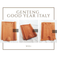 Genteng Karang Pilang Good Year / GoodYear tipe Italy KW 1