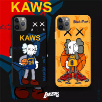 CASE IPHONE KAWS ALLIANCE 7/8/11/12/S/PLUS/PRO/X/XR/XS/MAX