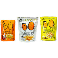 MASTER KIM POTATO HONEY/HOT SPICY/ SALTED EGG 80G