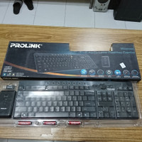PROLINK PCML 5307G   MOUSE AND KEYBOARD WIRELESS LASER 