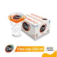 Cleo Cup 220 ml (40pcs)