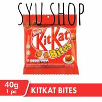 kitkat kit kat bites nuggets 40 gr