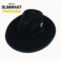 New Arrivals | Topi Fedora Panama Hat Lebar | Pria dan wanita