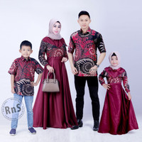 batik couple keluarga baju batik couple batik wanita ayah ibu dan anak