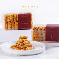 Lapislapis Kastengel Cookies Medium