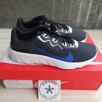 Sepatu Nike Explore Strada Black Blue CD7093 011 Original Resmi