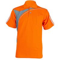 Kaos Kerah Olahraga Pria Wanita VANTAGE VEVB80 Tangan Pendek