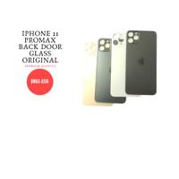 Backdoor Glass Kaca Belakang iPhone 11 Promax Original