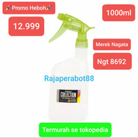 Botol semprotan air / spray 1000ml nagata 8692