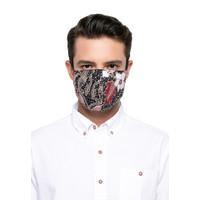 Agrapana Masker Kain 3 Lapis 3ply Kesehatan Batik Fashion Non Medis