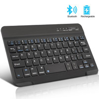 Mini Wireless Bluetooth Keyboard Slim for Windows/Android / iOS / PC
