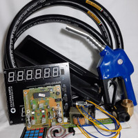 Paket Sparepart Alat Pom Mini Komponen Utama Perakitan Mesin Pertamini