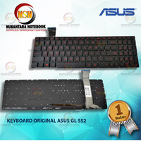 Keyboard Asus ROG GL552 GL552JX GL552VW GL552VX Black With Backlight
