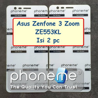 Asus Zenfone 3 Zoom ZE553KL - Isi 2 PhoneMe Full Cover Hydrogel