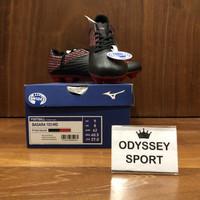 HOT SALE!!! Sepatu Bola Mizuno Basara 103 MD (Black/Red