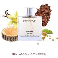 avicenna original man parfum prestige extreme 100ml edt cp 360k