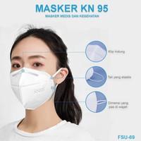 Masker KN95 Masker Medis - Satuan
