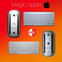 Apple Magic Mouse Keyboard Trackpad Original Apple