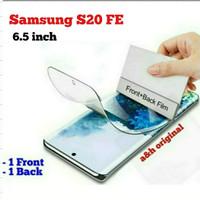 Hydrogel Screen Protector - Samsung Galaxy S20 FE Full Set