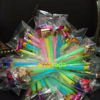 Terompet lidah menjulur/terompet mainan anak/terompet ulang tahun/part