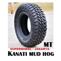 Kanati Mug Hog MT 265/75R16 Ban Mobil 265 / 75 R16 LAND CRUISER PAJERO