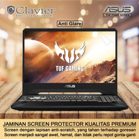 Screen Protector Anti Gores Asus TUF FX505 FX505G FX505GT Clear Glare