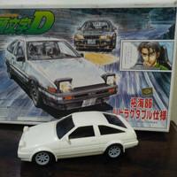 Aoshima Trueno Initial D Motorized