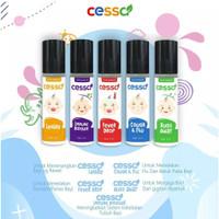 Cessa baby (0-2 tahun) lenire,fever drop,cough&flu,bug away
