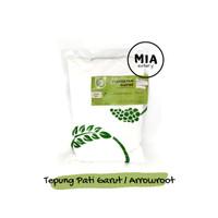 Tepung Pati Garut / Arrowroot Lingkar Organik 400 gram gluten free
