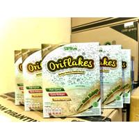 Oriflakes sereal umbi garut Low IG Original 350 grm