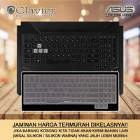 Keyboard Protector Cover Asus TUF FX505 FX505D FX505DT FX505DY Cooskin