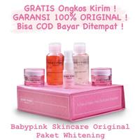 Baby Pink Babypink Skincare Paket Whitening Series AMAN RESMI BPOM