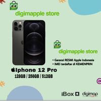 iphone 12 Pro 128gb / 256gb / 512gb Garansi Resmi Ibox - SPLIT PAYMENT, PACIFIC BLUE