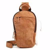 Tas Selempang Pria - LT01 Bag Coklat Premium