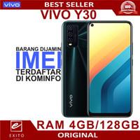 VIVO Y30 RAM 4GB ROM 128GB GARANSI RESMI VIVO