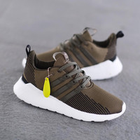 Adidas Questar Flow Dark Green