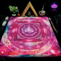 Bantal Alas Duduk Meditasi Love Vibration