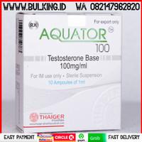 AQUATOR 100 - TESTOSTERONE BASE - BALI