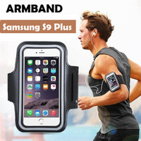 Samsung S9 Plus Armband Arm Band Pouch Cover Sport Sarung Casing Cover