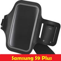 Samsung S9 Plus Arm Band Armband Sarung Case Lengan Jogging Gym Fitnes