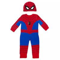 Disney Spiderman Costume Romper for Baby
