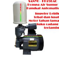 Pompa- Pompa Air- Pompa Air Sanyo - Pompa Air Automatis SANYO PH236AC