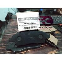 Kampas rem depan brake pad nissan grand livina 2011-2018 original