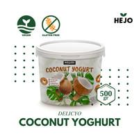 Delicyo Vegan Coconut Yogurt / Nutragen Yogurt Kelapa Vegan Friendly - Original