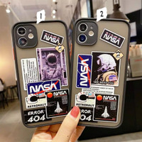 CASE IPHONE NASA 7/8/11/S/PLUS/PRO/X/XR/XSMAX/VARIAN IPHONE 12
