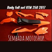 Body set Bodi full set KTM 250 2017 HRV