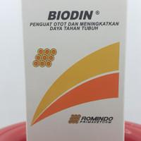 biodin 50 ml romindo penguat otot