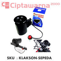 Klakson Sepeda / Large Bicycle Horn Sound - Suara Nyaring